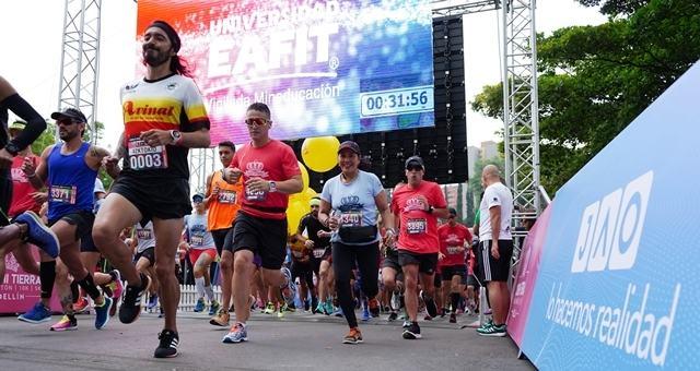 Corre Mi Tierra Medellín 2018 – Más de 5.500 personas