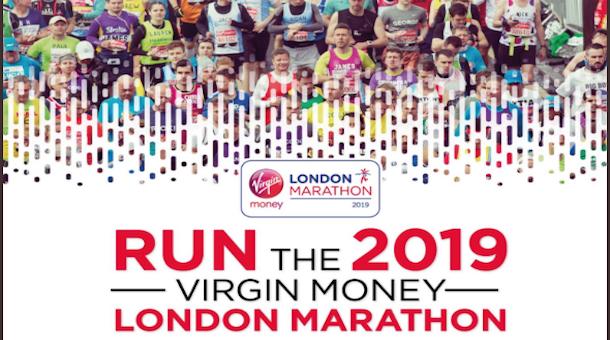 Registro maratón Londres 2019