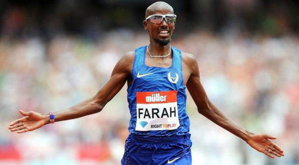 Mo Farah presente en Maratón de Chicago 2018