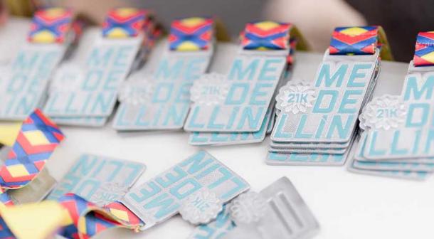 Maratón de Medellín aspira contar con 15 mil corredores en su vigésima cuarta edición