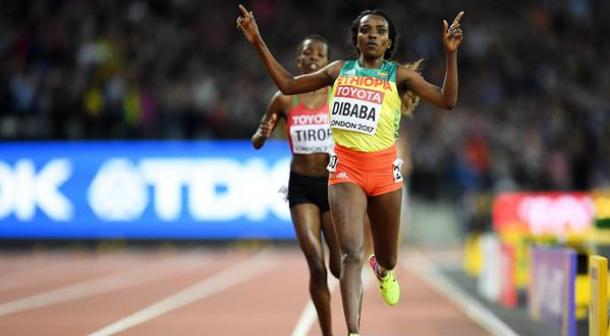Tirunesh Dibaba : Correr más rápido que nunca es su objetivo