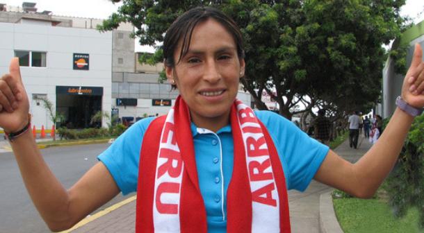 Fondista peruana Gladys Tejeda logra puesto destacado en Maratón de Ámsterdam