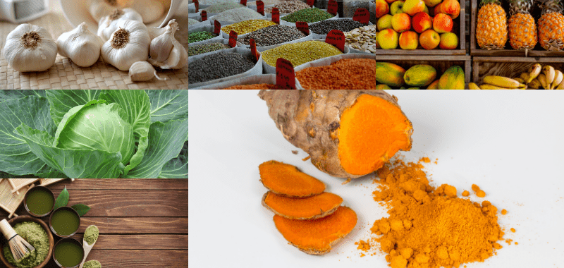Alimentos sanadores
