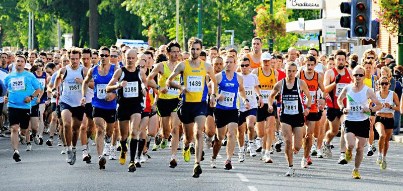 Nutrición e hidratación para carreras de 10K