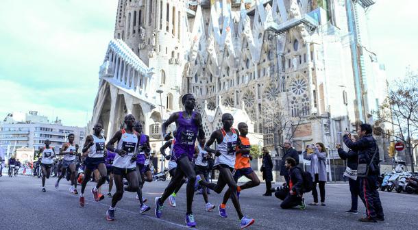 Maratón de Barcelona 2019 tendrá un recorrido más rápido