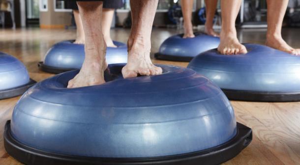 Importancia de la propiocepción y el equilibrio en las lesiones ligamentosas