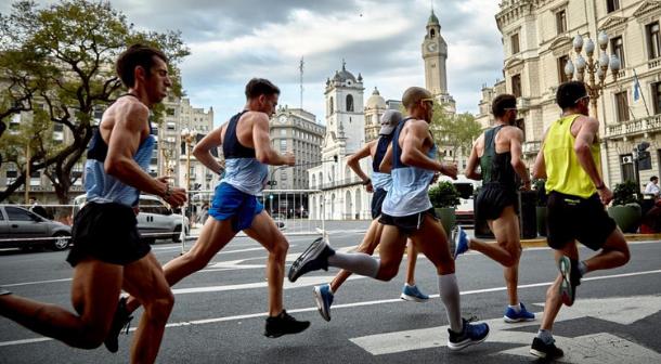 Se inicia temporada de maratones en Suramérica