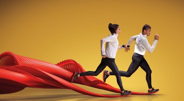 El innovador calzado Metaride de Asics llega al mercado mexicano