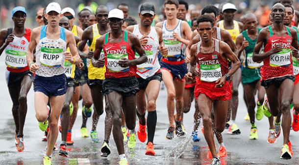El Maratón Olímpico en datos