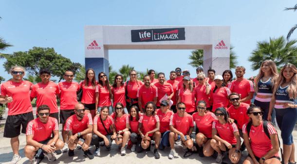Maratón Life Lima 42K se pinta de rojo