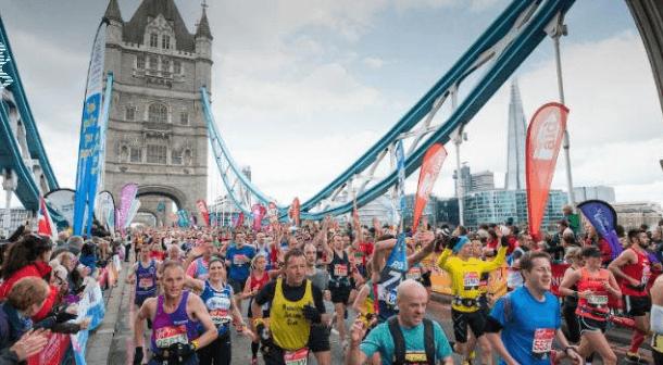 Maratón de Londres 2021
