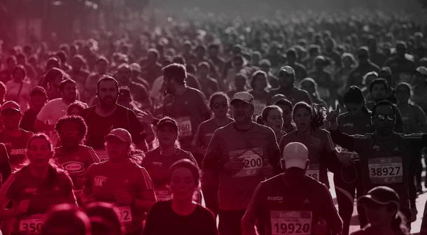 33 mil corredores listos para el Maratón de Santiago 2019