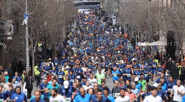 Conoce el Maratón de Jerusalén