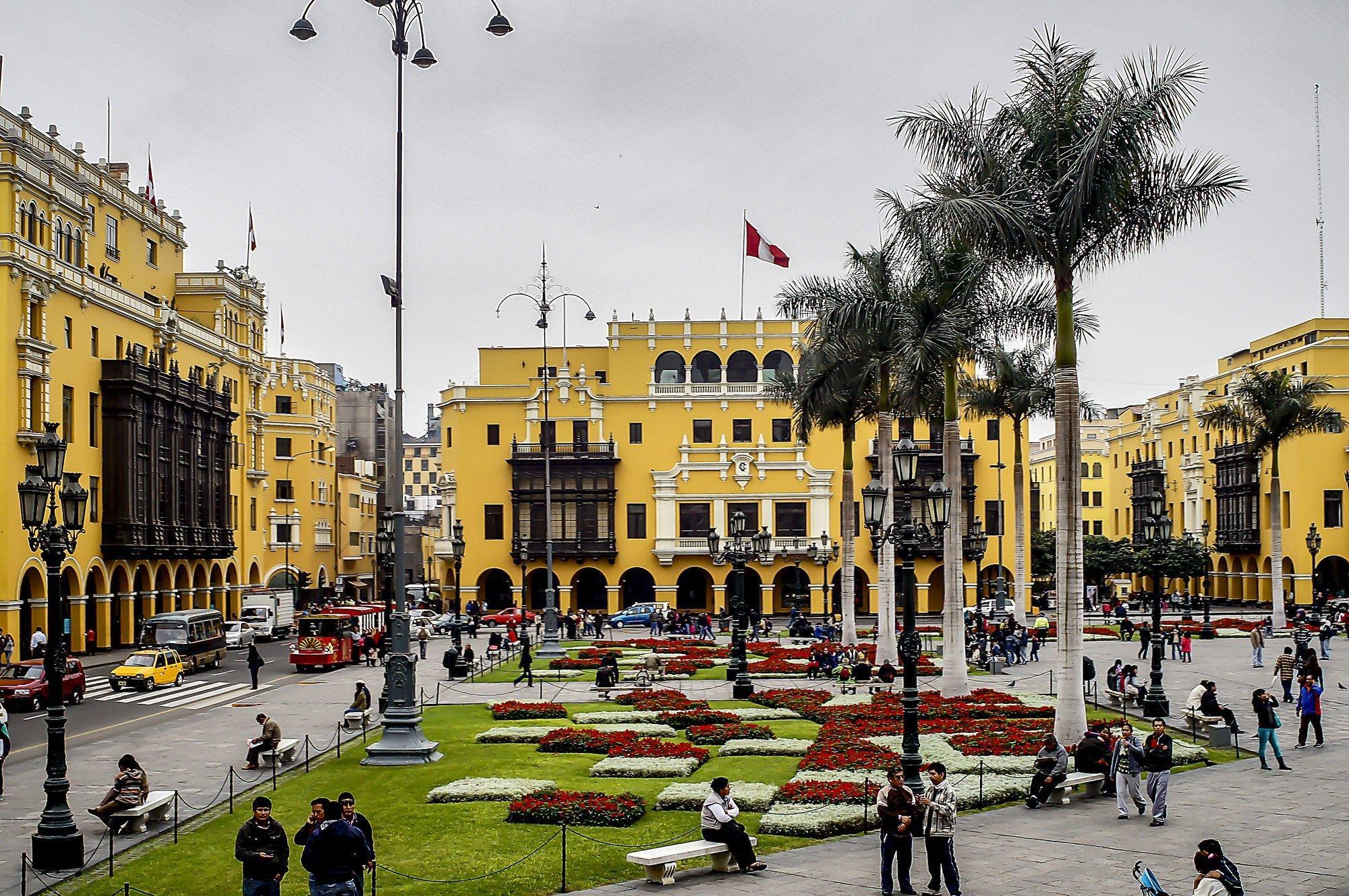 Corre en Lima y conoce sus maravillas