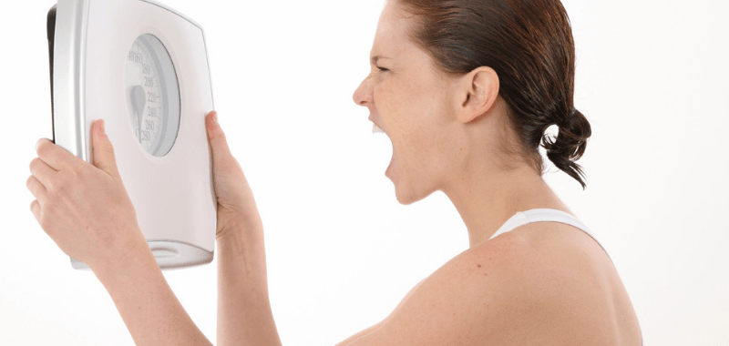 Para perder peso debes controlar el estrés