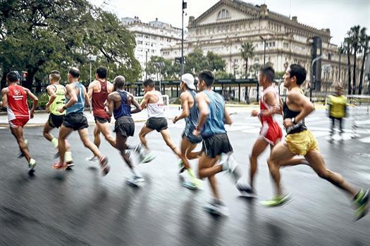 Participarán maratonistas profesionales y personas con capacidades diferentes, además de grupos de corredores de programas sociales de la Villa 31 y el Playón de Fraga.