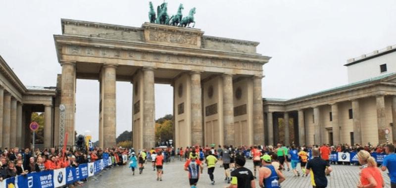 Transmisión en Vivo Maratón de Berlín 2019