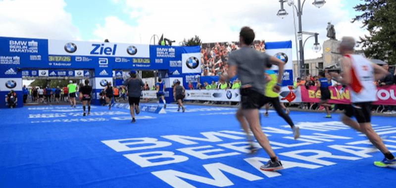 Maratón de Berlín recibirá a 35 mil corredores