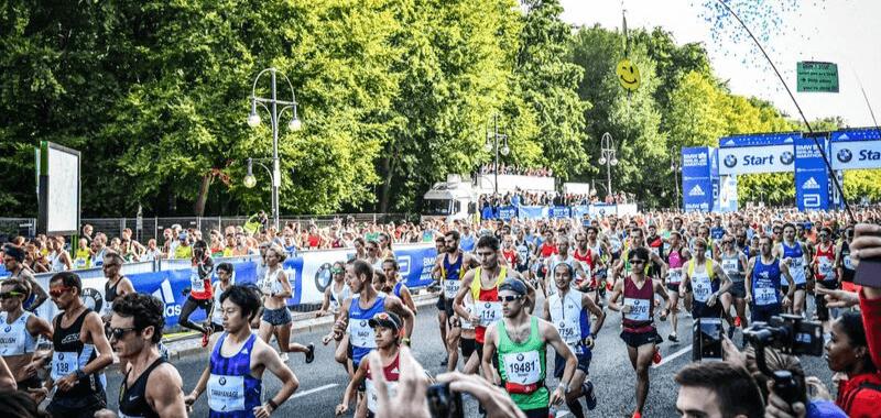 Berlín: Un Maratón donde se hace historia