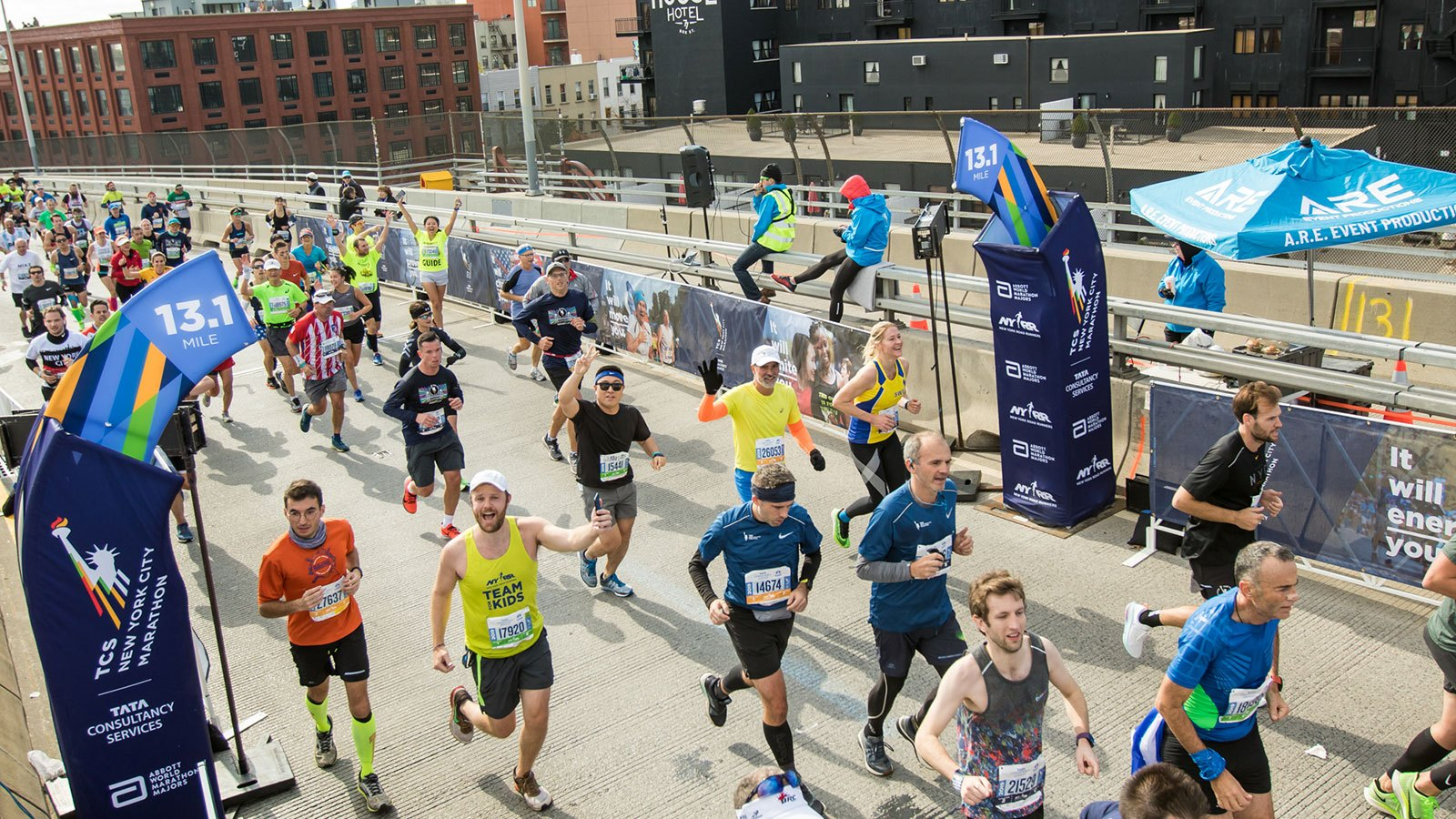 maraton nueva york 2021 central park majors