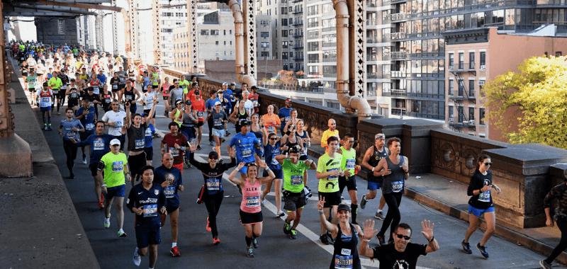 Abierto sorteo para primeros 50 cupos a la edición 50 del Maratón de Nueva York 2020