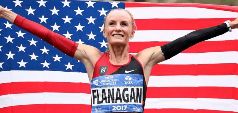 Shalane Flanagan anuncia su retiro