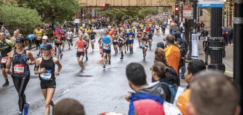 Guía para los espectadores del Maratón de Chicago 2019