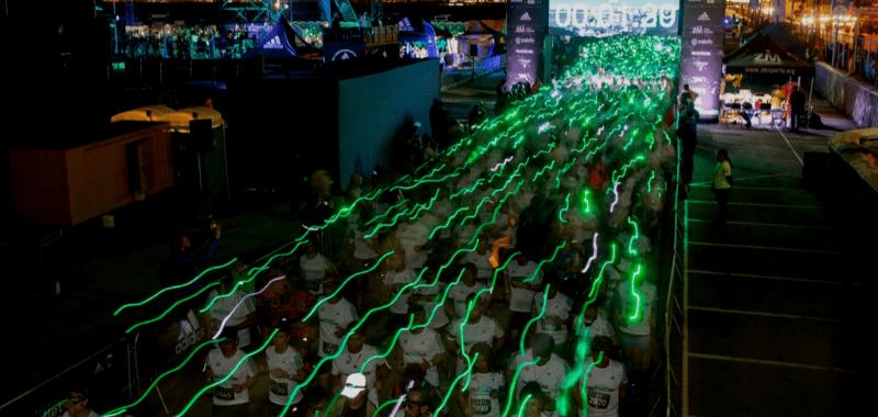 La carrera que conquistó la noche de Lima