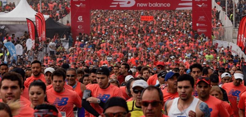Mar del Plata vive su fiesta atlética con Maratón y Campeonato Argentino 21K