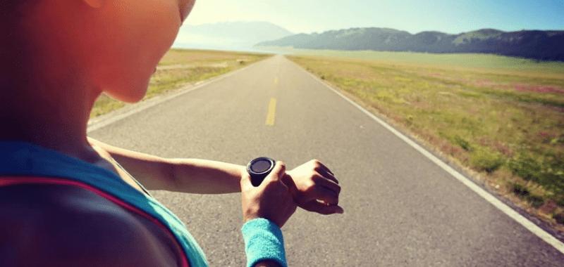 Los mejores relojes para correr un maratón