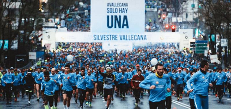 Los hitos en la historia de la San Silvestre Vallecana (Esp)