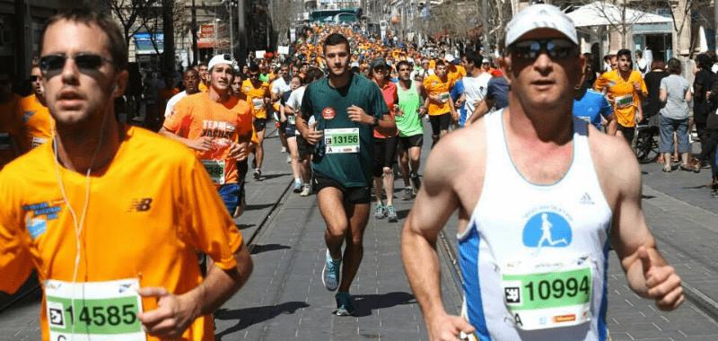 Maratón de Jerusalén: Una guía para el corredor