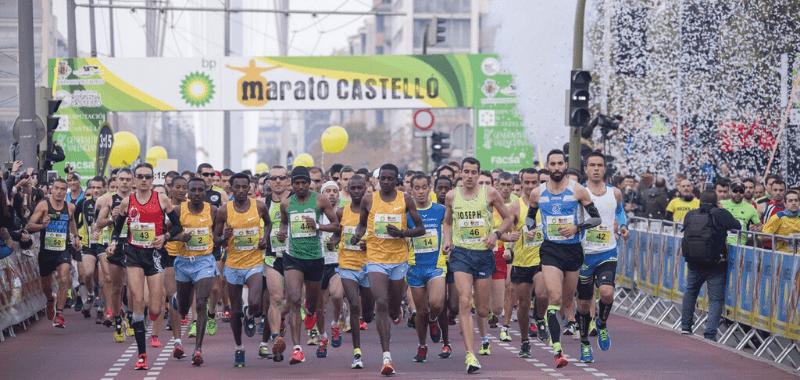 El X Marató BP Castelló y el VII 10K FACSA Castelló podrá seguirse en directo vía online