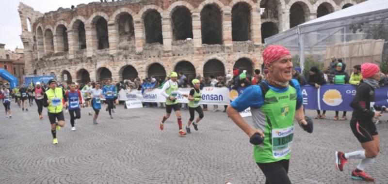 Corre en Verona la media Maratón Romeo y Julieta