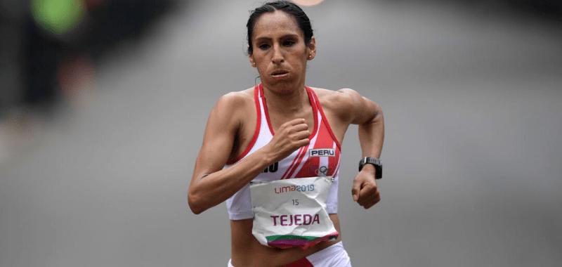 Gladys Tejeda va por la revancha en J.J.O.O Tokio 2020