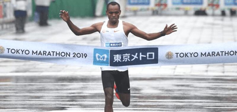 Legese vuelve a Maratón de Tokio
