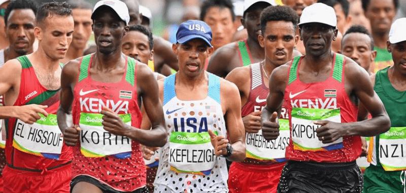Kenia anuncia su equipo olímpico