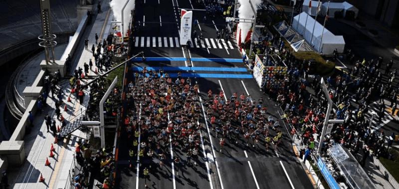 Etiope Birhanu Legese gana por segunda vez consecutiva el Maratón de Tokio