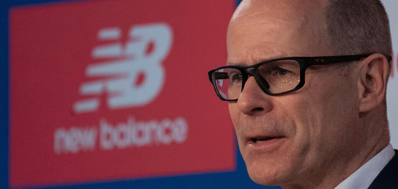 Hugh Brasher director del Maratón de Londres por SoyMaratonista