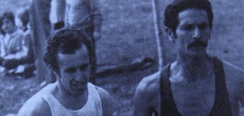 Único fondista suramericano en ganar Maratón de Boston llega a sus 80 años