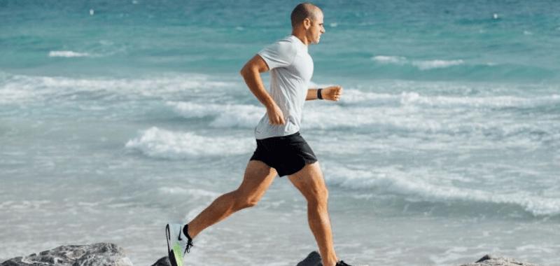 Frankie Ruiz y su decálogo para corredores