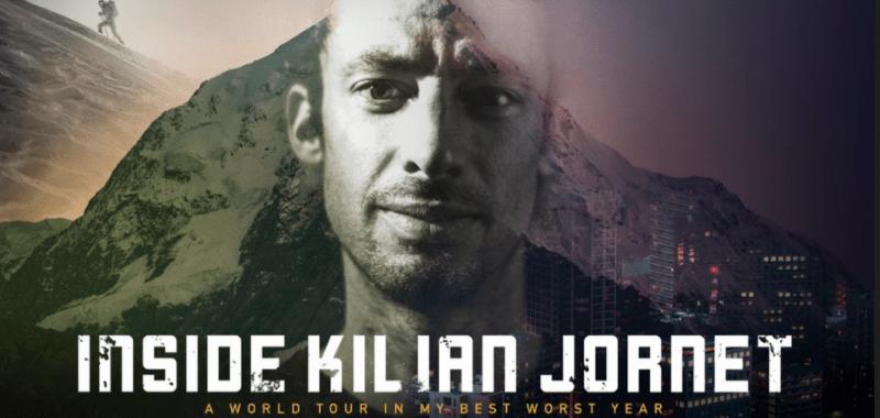 Kilian Jornet y su documental por Soy Maratonista