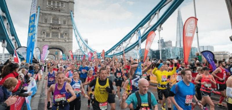 El Maratón de Londres ahora se hará el 04 de octubre