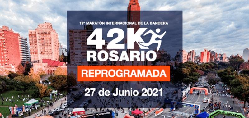 Maratón de la bandera del Rosario fue reprogramado para 2021