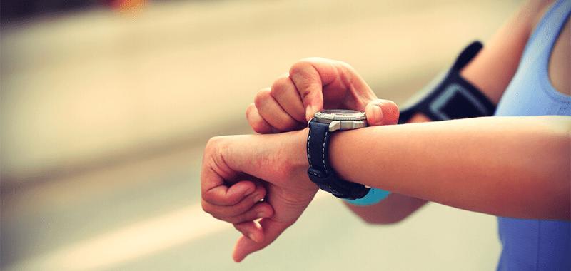Mantente en forma usando un pulsómetro