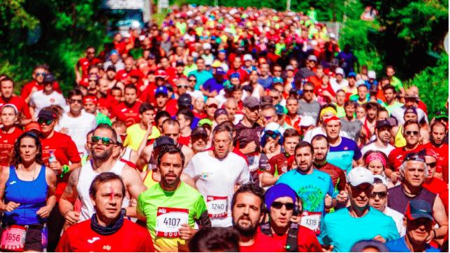 ¿Cómo puedes recuperarte después de correr un maratón?