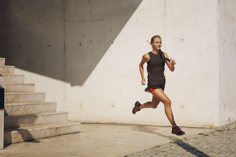 Lentillas contacto para hacer ejercicio