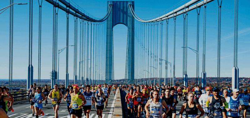 Tercer maratón anual virtual de Nueva York abre inscripciones el 28 de julio