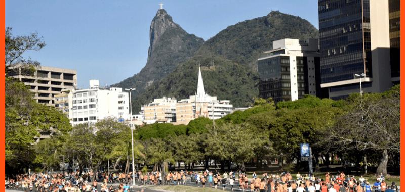 Medio maratón de Rio pasa para el 2021