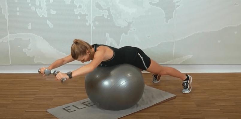 Entrenamiento de fuerza del core